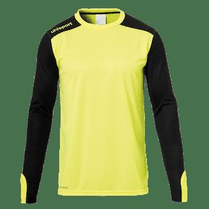 Uhlsport Tower Goalkeepershirt Geel-Zwart
