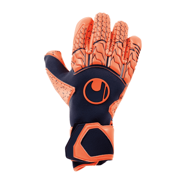 Uhlsport.next.level.keepershandschoenen.oranje.