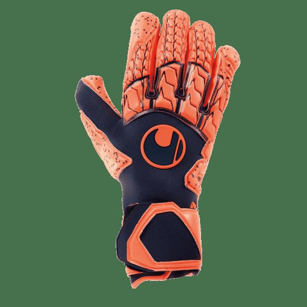 Uhlsport.next.level.keepershandschoenen.oranje.