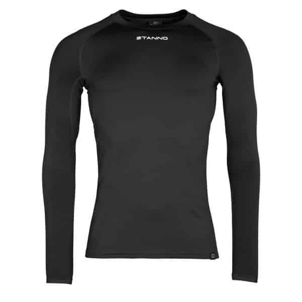 stanno.trainingsshirt.zwart.