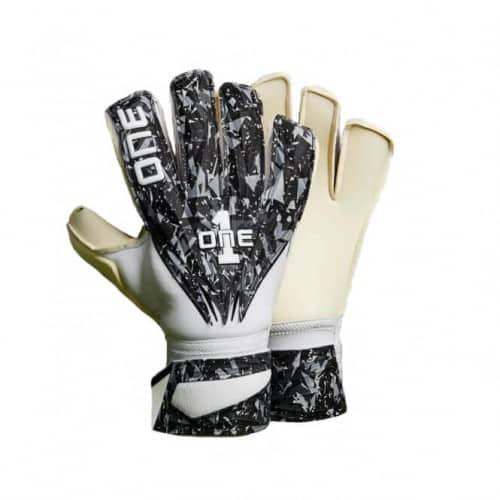 one.glove.blade.keepershandschoenen.wit.grijs.