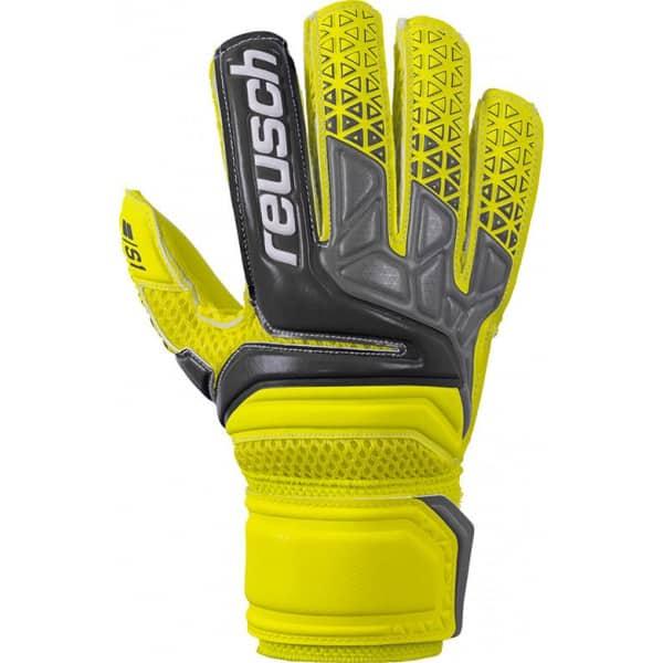 prisma.s1.junior2.keepershandschoenen.reusch.geel.grijs.