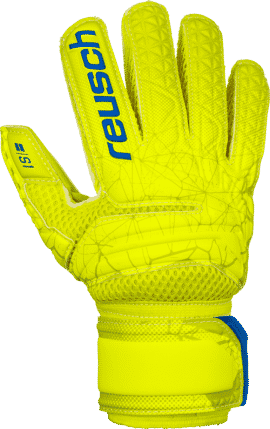 reuch.sg.finger.support.fit.control.keepershandschoenen.geel.