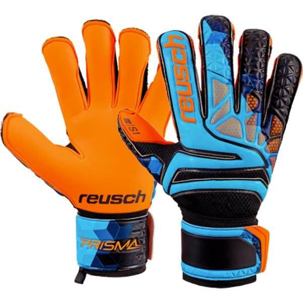reusch.prisma.s1.evolution.junior.blauw.oranje.