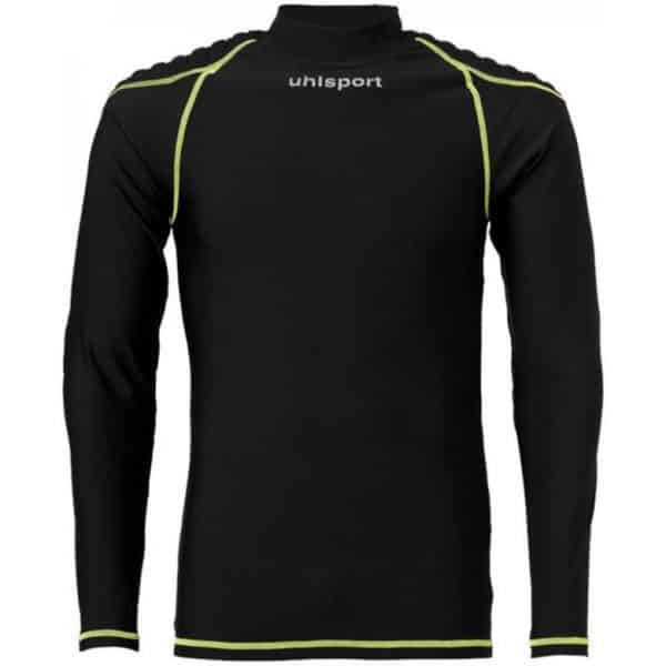uhlsport.protection.base.zwart.traningsshirt.