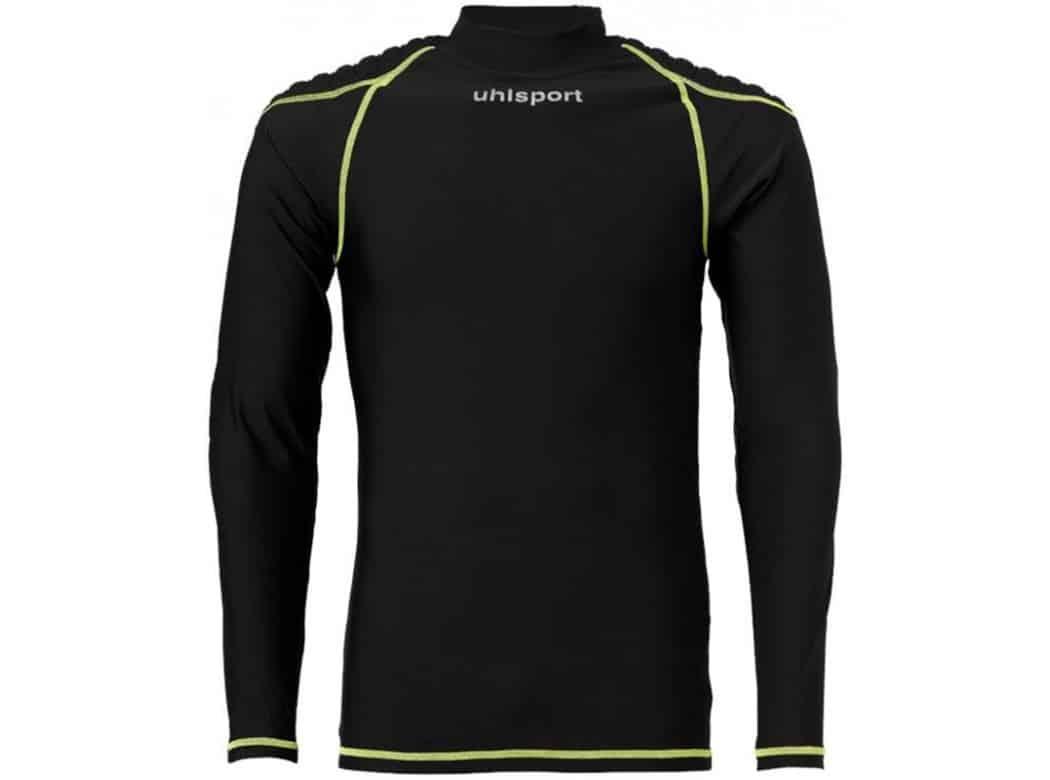 uhlsport.protection.base.zwart.traningsshirt.