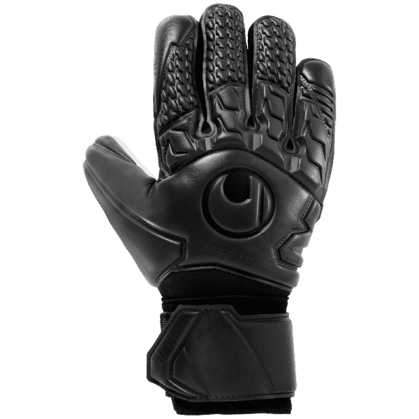 uhlsport-comfort-zwarte-keepershandschoenen