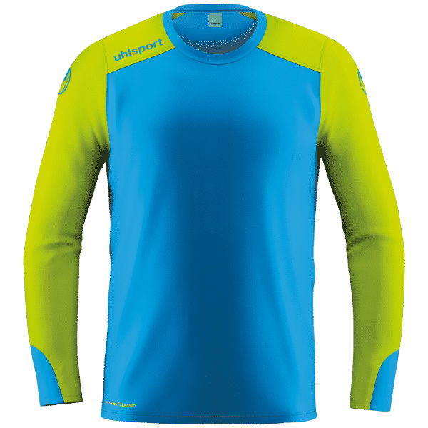 keeperstenue.uhlsport.blauw.