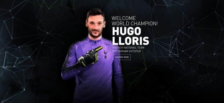 Hugo Lloris Reusch