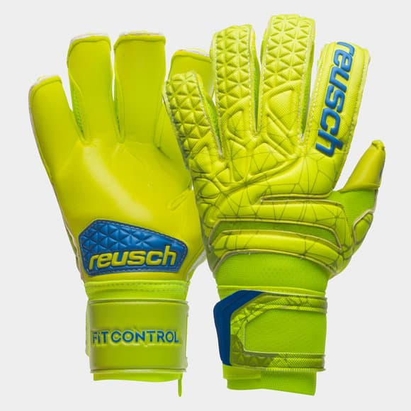 reusch-gele-keepershandschoenen-fingersave