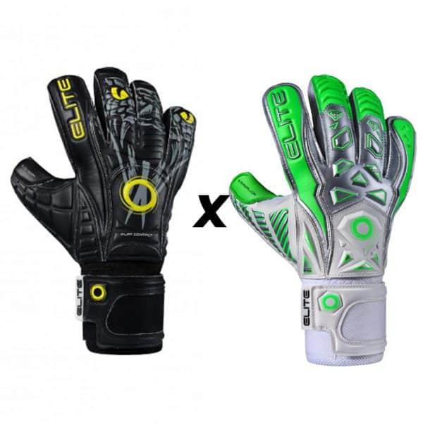 elite.vibora.andalucia.keepershandschoenen.combi.deal.zwart.geel.groen.zilver.grijs.