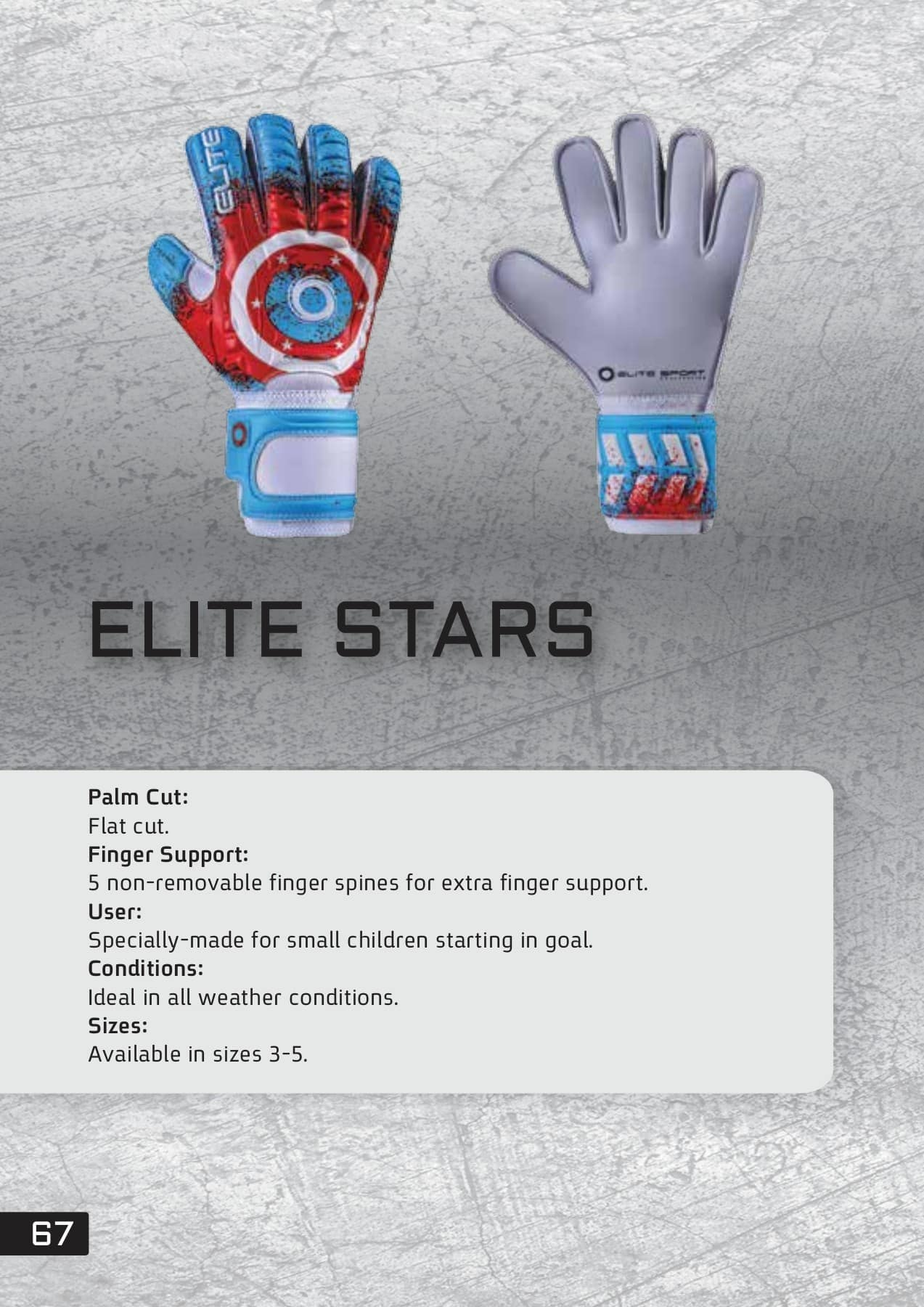 elite.stars.keepershandschoenen