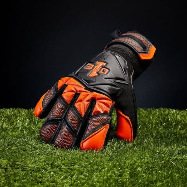 the.one.glove.blaze.keepershandschoenen.oranje.zwart.