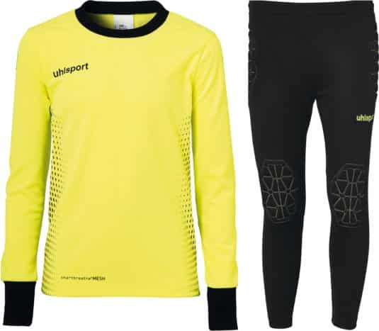 Uhlsport Score Keepersset Geel