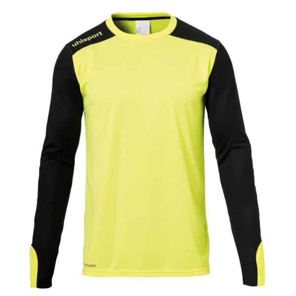 geel-zwart Uhlsport keepersshirt