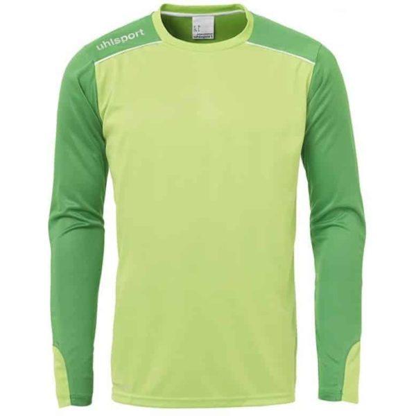 grijs-groen Uhlsport keepersshirt