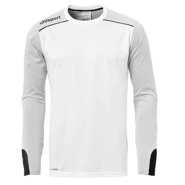 Wit Uhlsport keepersshirt