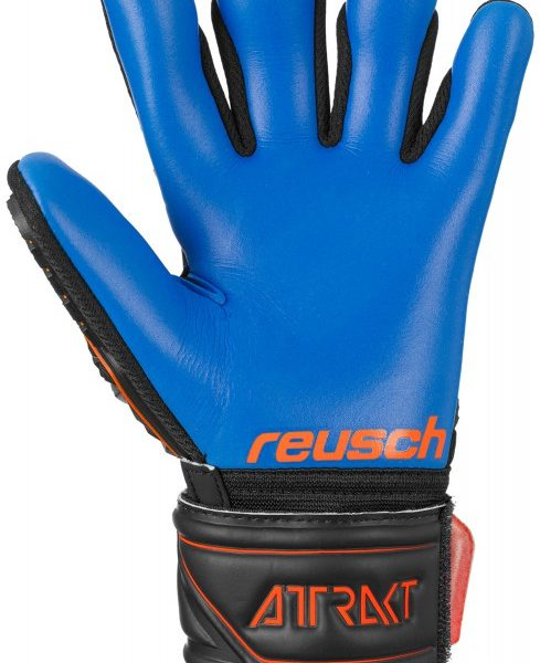 Reusch Attrakt S1 Freegel Finger Support Junior Keepershandschoenen