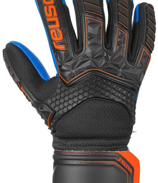 Reusch Attrakt S1 Freegel Finger Support Junior Keepershandschoenen