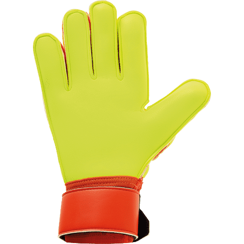 Uhlsport Dynamic Impulse SOFT PRO Dynamic Orange/Fluo Yello Keepershandschoenen
